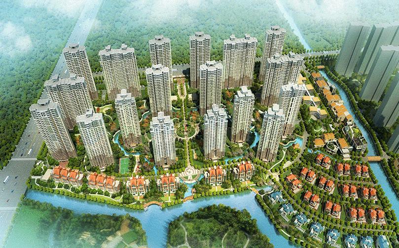园区 湖东 白塘壹号