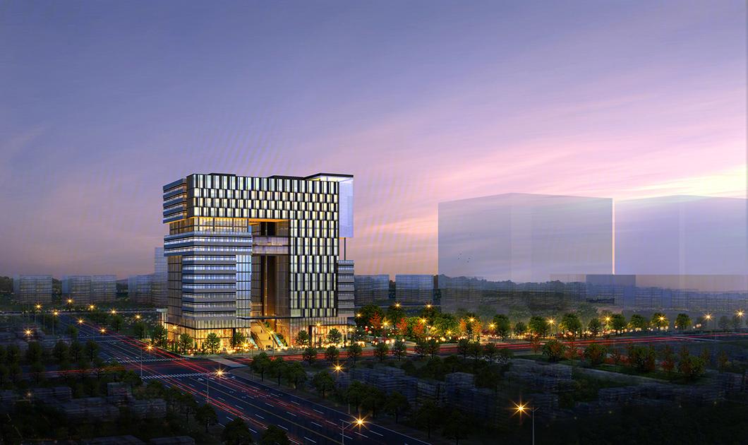 吴江区 太湖新城(吴江) 道谷商务大厦