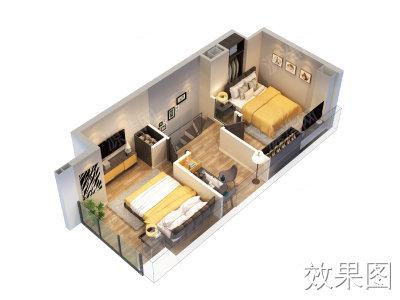 腾讯WE+公寓
