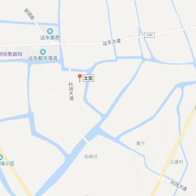 宜兴恒大花溪小镇位置图