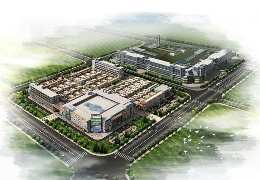 姑苏区 金阊新城 香江城