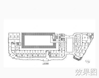 旭辉百合商业广场