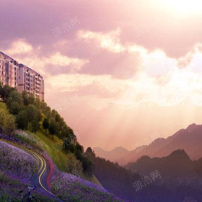龙湖紫云台