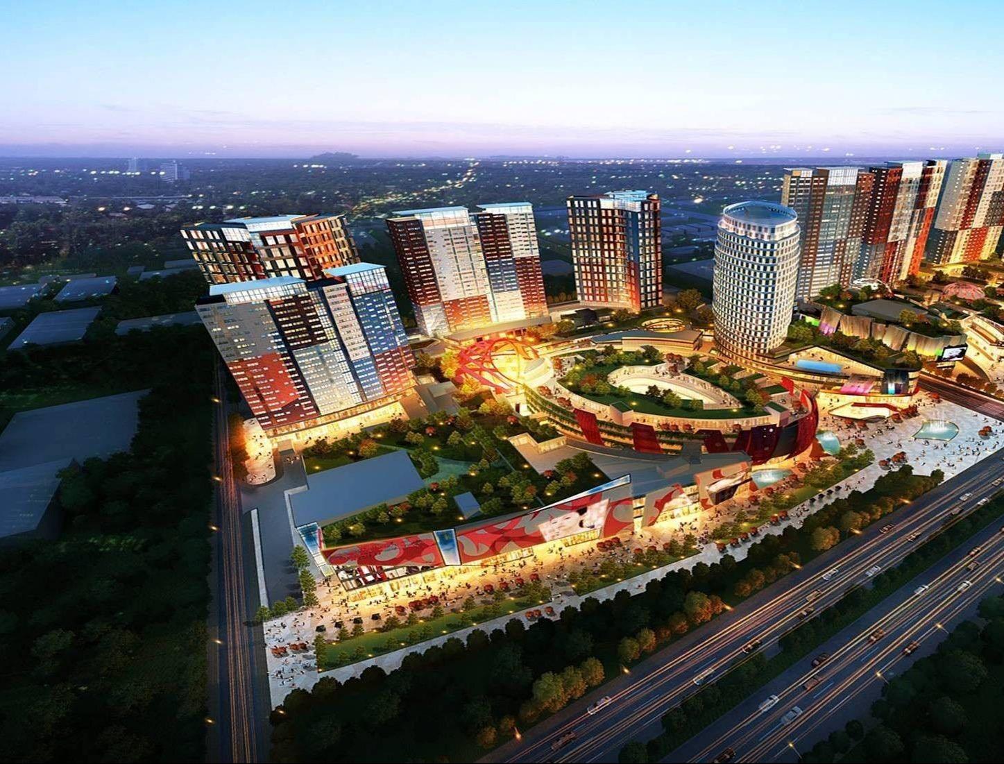 姑苏区海胥澜庭项目规划 藏在姑苏古城里的繁华公园